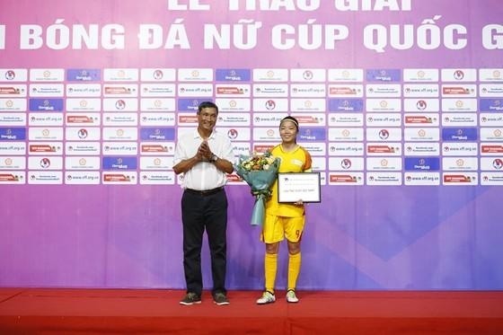 CLB TPHCM lên ngôi vô địch Giải nữ Cúp quốc gia 2020  ảnh 3