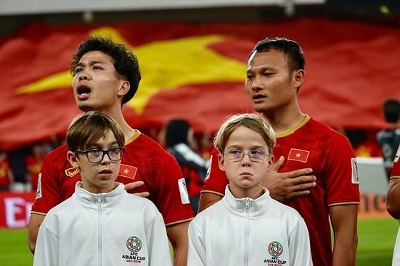 Công Phượng còn nằm trong tốp cầu thủ được yêu thích nhất tại Việt Nam trong thời gian qua. Ảnh: ANH KHOA