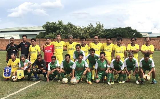 Cựu tuyển thủ Võ Hoàng Tân và Võ Hoàng Bửu tái xuất ở đội Bình Tân ảnh 1