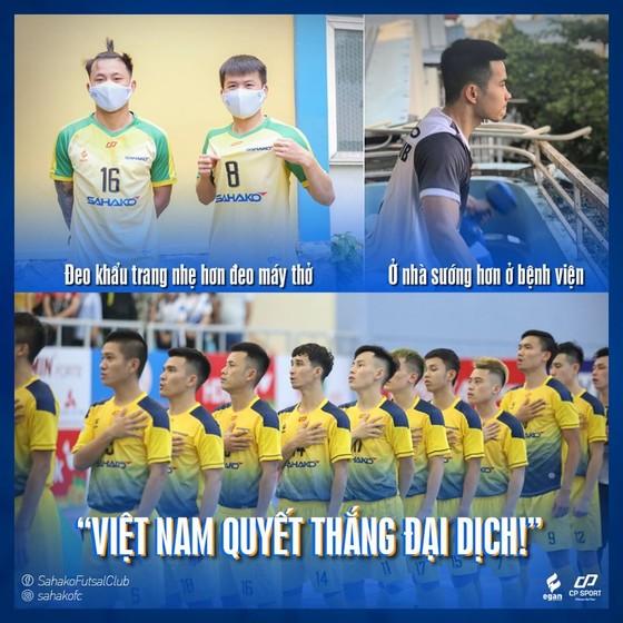 Các đội futsal Việt Nam vẫn 'sống tốt' trước dịch Covid-19  ảnh 1