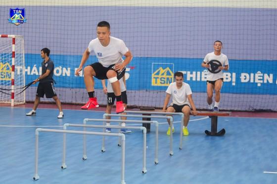 Các đội futsal Việt Nam vẫn 'sống tốt' trước dịch Covid-19  ảnh 2