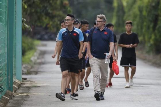 Đội trưởng U22 Việt Nam: 'Tôi chưa biết có được dự SEA Games 2021 hay không?'  ảnh 3
