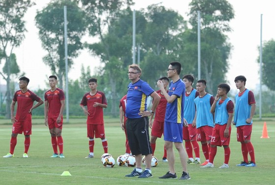 Đội U19 Việt Nam sẽ hội quân từ ngày 20-8