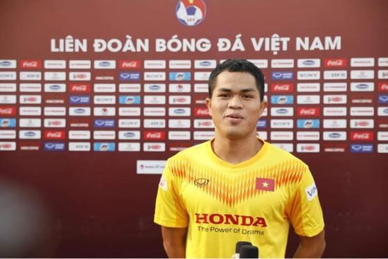 Đội trưởng U22 Việt Nam: 'Tôi chưa biết có được dự SEA Games 2021 hay không?'  ảnh 1