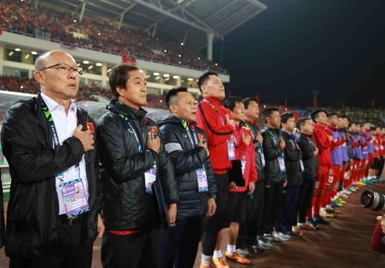 HLV Park Hang-seo vinh dự nhận Huân chương Lao động hạng Nhì  ảnh 1