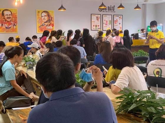 Cafe Ông Bầu tiếp cận khách hàng sinh viên ảnh 1