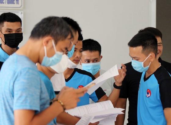 Đợt 1 của lớp tập huấn giữa mùa bóng bao gồm các trọng tài từ Quảng Nam trở ra Bắc