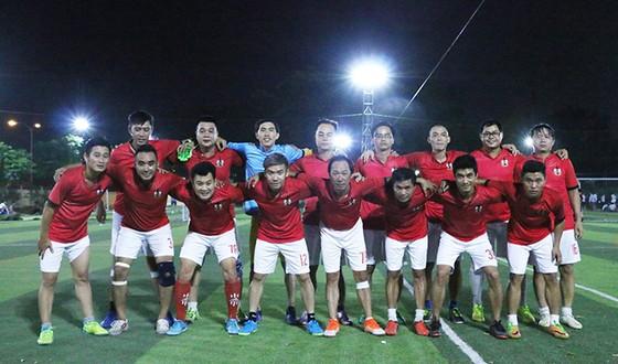 Cựu tuyển thủ Ngọc Thanh xuất hiện tại giải phủi Sài Gòn Championship ảnh 1