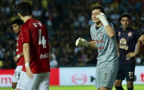 Thai League đã trở lại vào tối 12-9