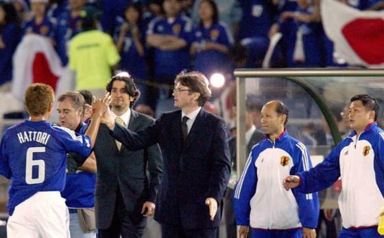 HLV Philippe Troussier được vinh danh tại Sảnh danh vọng Bóng đá Nhật Bản ảnh 1