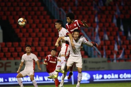Viettel lần đầu góp mặt ở trận chung kết Cúp QG. Ảnh: Minh Hoàng