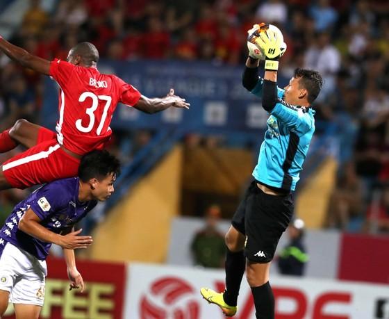 Hà Nội FC được đánh giá cao hơn. Ảnh: Viettel FC