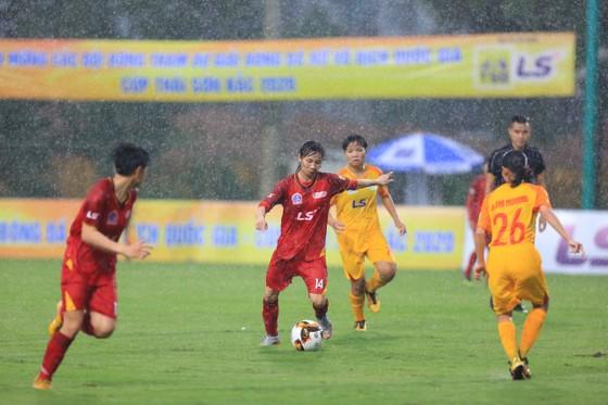 Khai mạc giải bóng đá nữ VĐQG 2020: Bất ngờ đến từ Thái Nguyên T&T ảnh 1