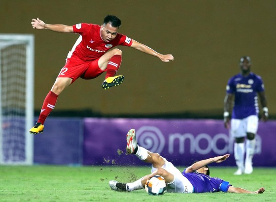 Viettel đang áp sát ngôi đầu của Sài Gòn FC