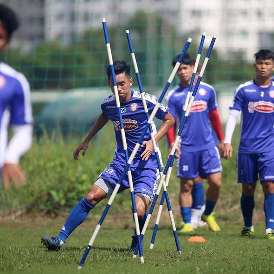 CLB TPHCM - CLB Nam Định: Tìm lại cảm hứng ảnh 1