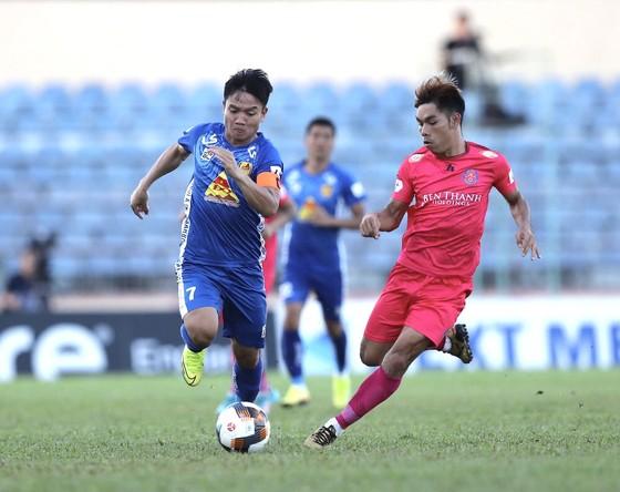 Thanh Trung và đội Quảng Nam đang ở cuối bảng xếp hạng