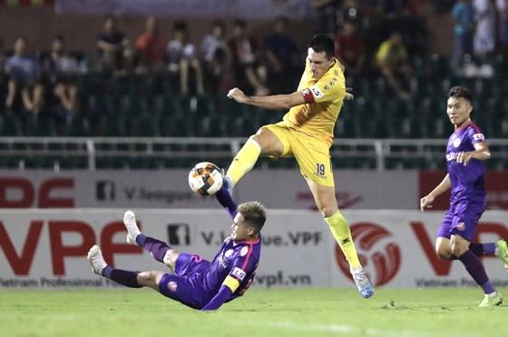 Thủ quân Nam Định Đỗ Merlo có dịp đối đầu cùng đội bóng cũ