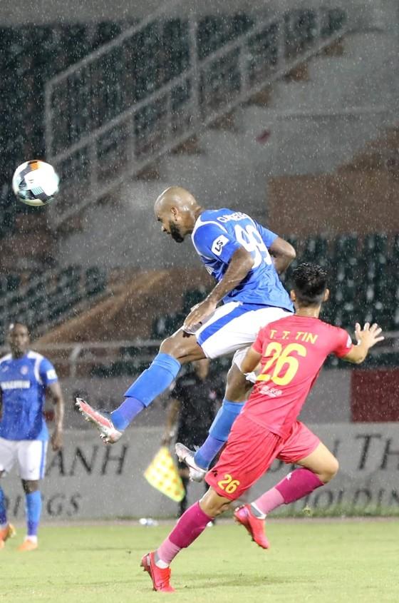 CLB Sài Gòn vô địch giai đoạn 1 LS V-League ảnh 1