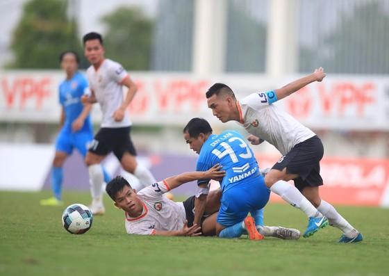 Bình Định và Phố Hiến sẽ tái ngộ trên sân Quy Nhơn ở vòng cuối
