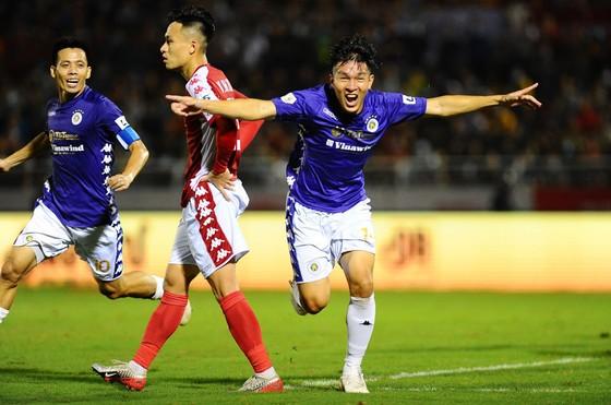 CLB Hà Nội sẽ gặp CLB TPHCM lần thứ 4 trong mùa bóng năm nay ở đầu giai đoạn 2