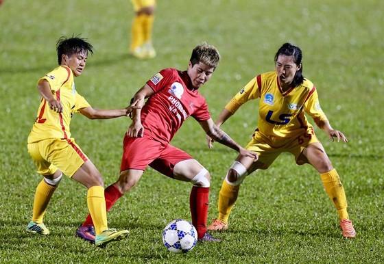 Vòng 4 giải bóng đá nữ VĐQG 2020: Chờ bất ngờ từ Than KSVN ảnh 1