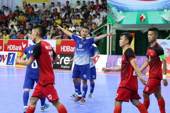 Lượt 11 VCK Giải Futsal VĐQG 2020: Các đội mạnh đều giành chiến thắng ảnh 1
