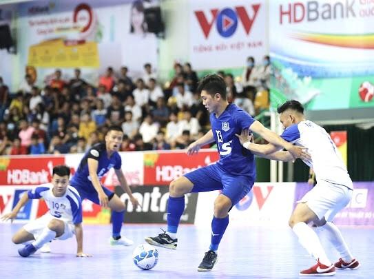 Lượt 11 VCK Giải Futsal VĐQG 2020: Các đội mạnh đều giành chiến thắng ảnh 2