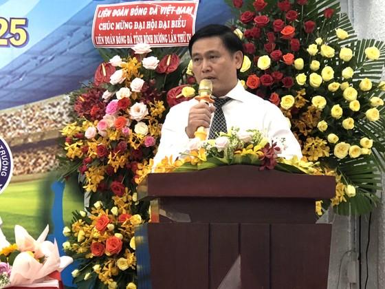 Ông Vũ Đức Thành tái trúng cử Chủ tịch LĐBĐ tỉnh Bình Dương  ảnh 1