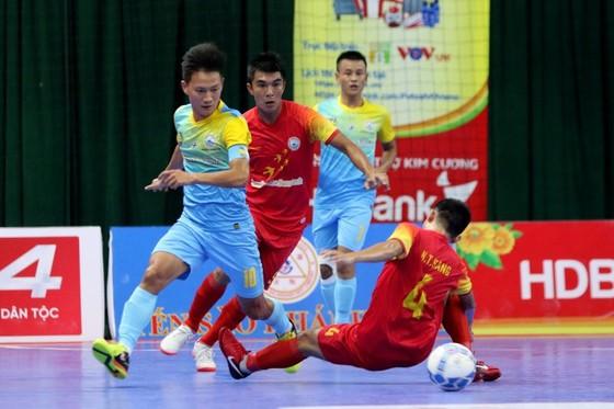 Lượt 11 VCK Giải Futsal VĐQG 2020: Các đội mạnh đều giành chiến thắng ảnh 3