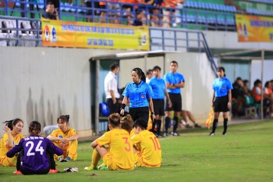 Giải bóng đá nữ VĐQG 2020: Hành xử đáng tiếc của đội Phong Phú Hà Nam ảnh 3