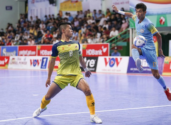 Thái Sơn Nam với 12 trận bất bại ảnh 2