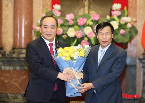 Ông Lê Khánh Hải được bổ nhiệm làm Phó Chủ nhiệm Văn phòng Chủ tịch nước ảnh 2
