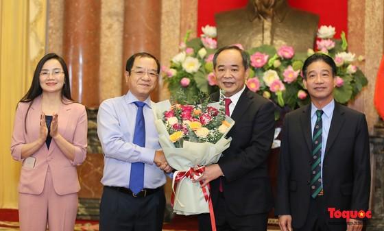 Ông Lê Khánh Hải được bổ nhiệm làm Phó Chủ nhiệm Văn phòng Chủ tịch nước ảnh 1