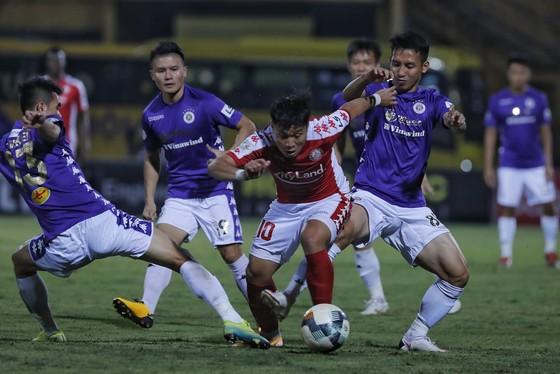 Quang Hải khiến CLB TPHCM thêm một lần ôm hận trước đội Hà Nội  ảnh 1
