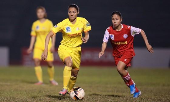 Giải bóng đá nữ VĐQG 2020: TPHCM I vô địch lượt đi ảnh 1
