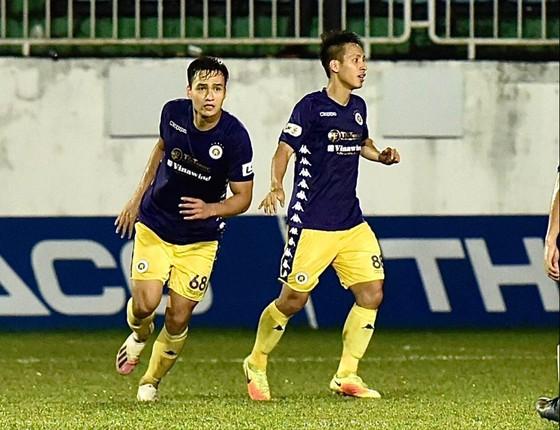 HA.GL thua tan nát trước CLB Hà Nội trên sân Pleiku ảnh 1