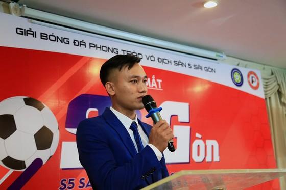 Giải bóng đá vô địch sân 5 Sài Gòn khởi động mùa thứ hai ảnh 1