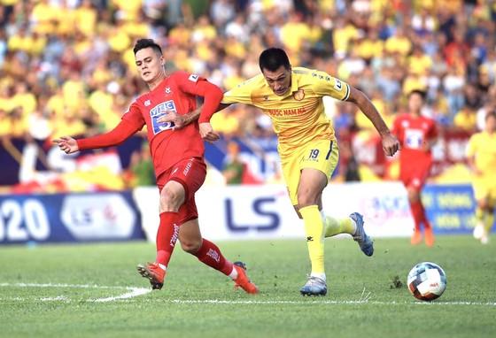 Vắng 4 trụ cột, CLB Nam Định lấy người đâu đấu 'chung kết' với đội Hải Phòng? ảnh 1