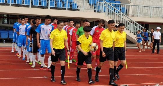 Nhiều cựu cầu thủ Cảng Sài Gòn hội ngộ tại SV-League 2020 ảnh 1