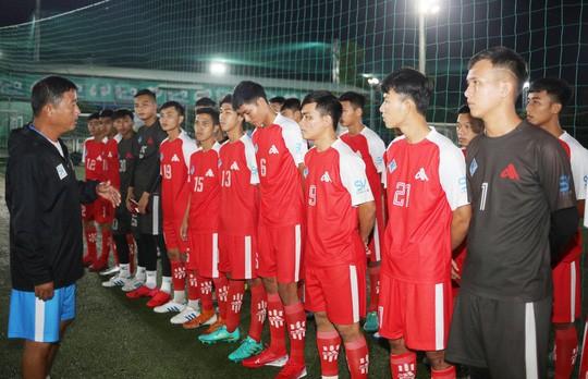Nhiều cựu cầu thủ Cảng Sài Gòn hội ngộ tại SV-League 2020 ảnh 2
