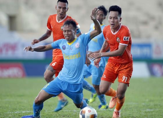 Bình Định tiếp tục bất bại ở giai đoạn 2 sau chiến thắng trên sân Nha Trang