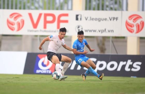Đua thăng hạng V-League: Khi cơ trao tay đội bóng đất Võ  ảnh 2