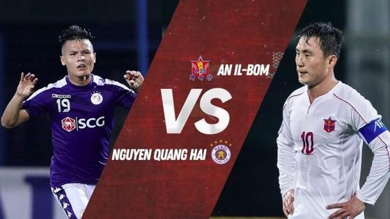 Văn Quyết và Quang Hải so tài trên đấu trường AFC Cup ảnh 1