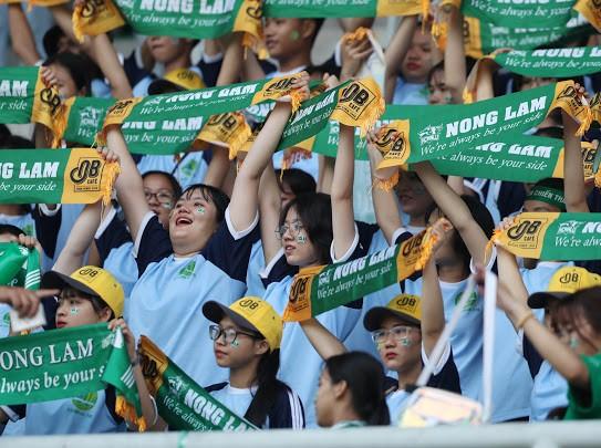 Đại học Nông Lâm khẳng định sức mạnh ở SV-League 2020 ảnh 1