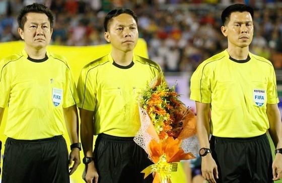 Trọng tài Ngô Duy Lân lỡ hẹn với trận 'chung kết' LS V-League 2020 ảnh 2