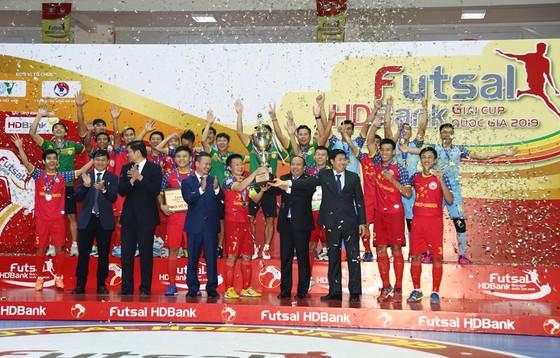 Giải Futsal HDBank Cúp Quốc gia 2020  ảnh 1