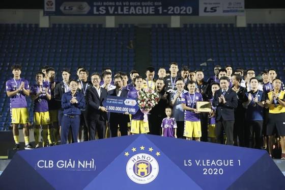 Hà Nội FC trở thành cựu vương ảnh 1