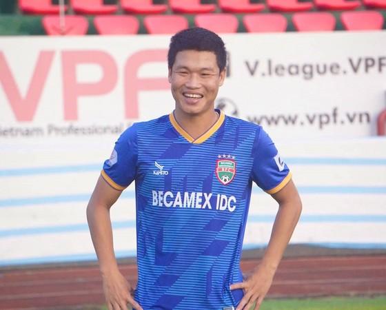 Cựu thủ môn HA.GL xin B.Bình Dương thanh lý sớm... vì ít được ra sân ảnh 1