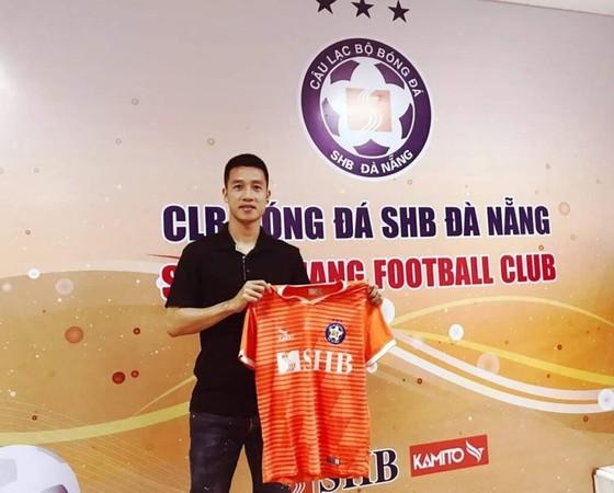 Huy Hùng chính thức gia nhập đội bóng sông Hàn