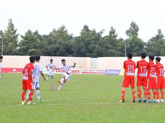 Đại học Sài Gòn thi đấu tốt hơn ở hiệp đầu
